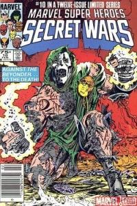 Secret Wars - Ten Cover Cropped